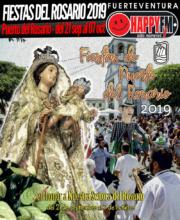 Fiestas en honor a Nuestra Señora del Rosario en Puerto del Rosario: del 21 de Septiembre al 07 de Octubre