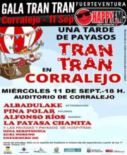 Gala Tran Tran a beneficio de Hospitran en Corralejo