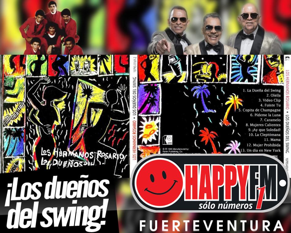 Recordamos a Los Hermanos del Rosario, «Los Dueños Del Swing»