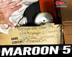 Maroon 5 estrenan el single «Memories»