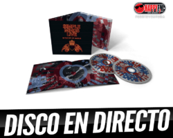 Simple Minds publicarán un disco en directo
