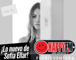 «Media Tinta» es la nueva canción de Sofía Ellar