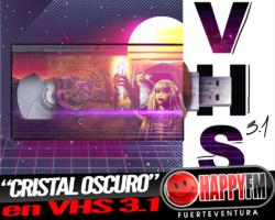 «Cristal Oscuro», peli de culto de los 80s en VHS 3.1