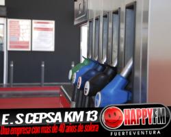 Estación de Servicio Cepsa Km 13, una empresa con más de 40 años de solera