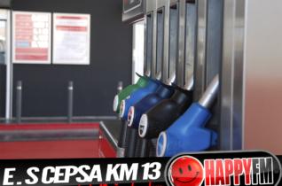 Despiértate Happy desde la Estación de Servicio Cepsa Km 13: 11 de Octubre de 2019