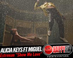 Alicia Keys y Miguel estrenan el tema «Show Me Love»