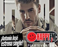 Antonio José presenta «Me Equivocaré» como primer adelanto de su próximo trabajo discográfico