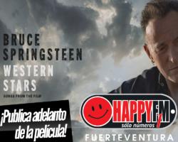 Bruce Springsteen ha presentado un adelanto de su película «Western stars».