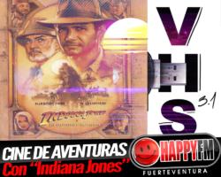 Cine de aventuras con «Indiana Jones» en VHS 3.1