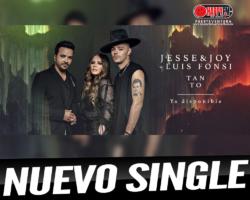 Jesse & Joy publican el single «Tanto» junto a Luis Fonsi
