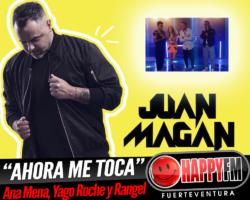 «Ahora me toca» es el nuevo single multi-colaboración de Juan Magán