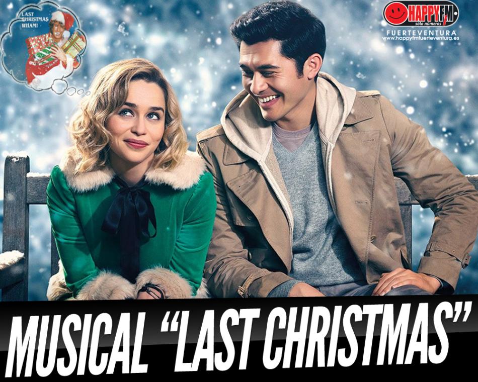 A punto la comedia navideña «Last Christmas» inspirada en George Michael y Wham!
