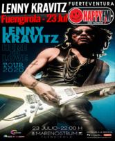 Lenny Kravitz en Fuengirola