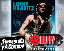 Lenny Kravitz anuncia conciertos en Fuengirola y A Coruña