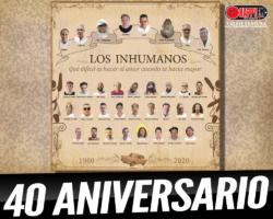 Los Inhumanos celebran su 40 aniversario con disco nuevo