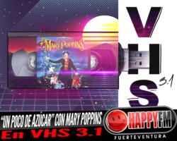 «Un poco de azúcar» con Mary Poppins en VHS 3.1