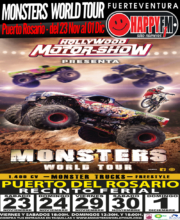 Monsters World Tour en Fuerteventura