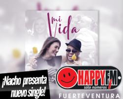 Nacho publica el single «Mi Vida»