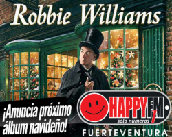A punto el «Regalo Navideño» de Robbie Williams