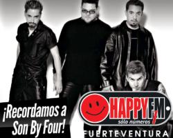 Recordamos los éxitos de Son By Four
