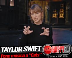 Taylor Swift pone música a «Cats» con un tema junto a Andrew Lloyd Webber