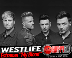 Westlife estrena el single «My Blood»