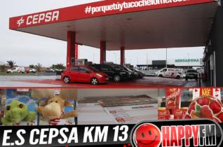 Despiértate Happy desde la Estación de Servicio Cepsa Km 13: 15 de Noviembre de 2019