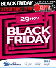 Llega el Black Friday al Centro Comercial Las Rotondas