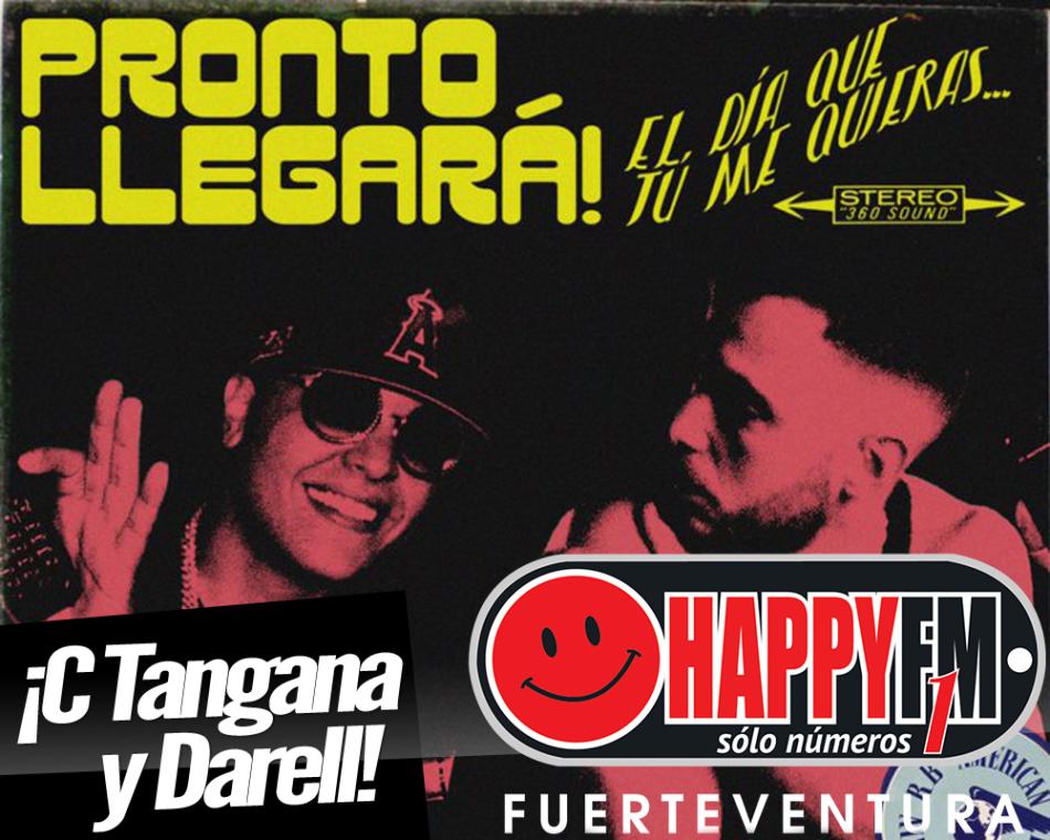 C. Tangana muestra su lado más latino en el tema «Pronto Llegará» junto a Darell