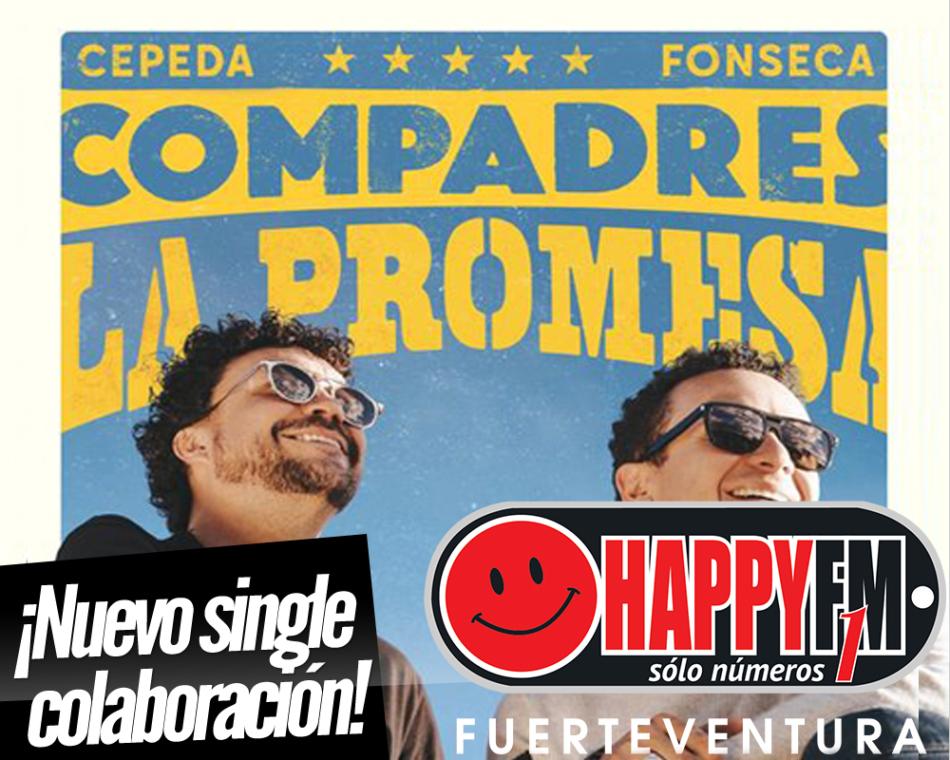 Andrés Cepeda y Fonseca unen sus voces en «La Promesa»