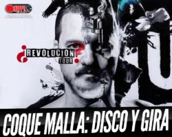Coque Malla publica disco y arranca gira