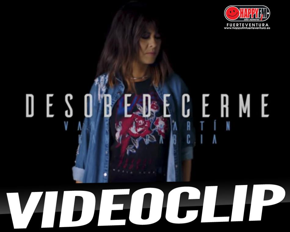 Vanesa Martín publica el videoclip del tema «Desobedecerme» junto a Kany García