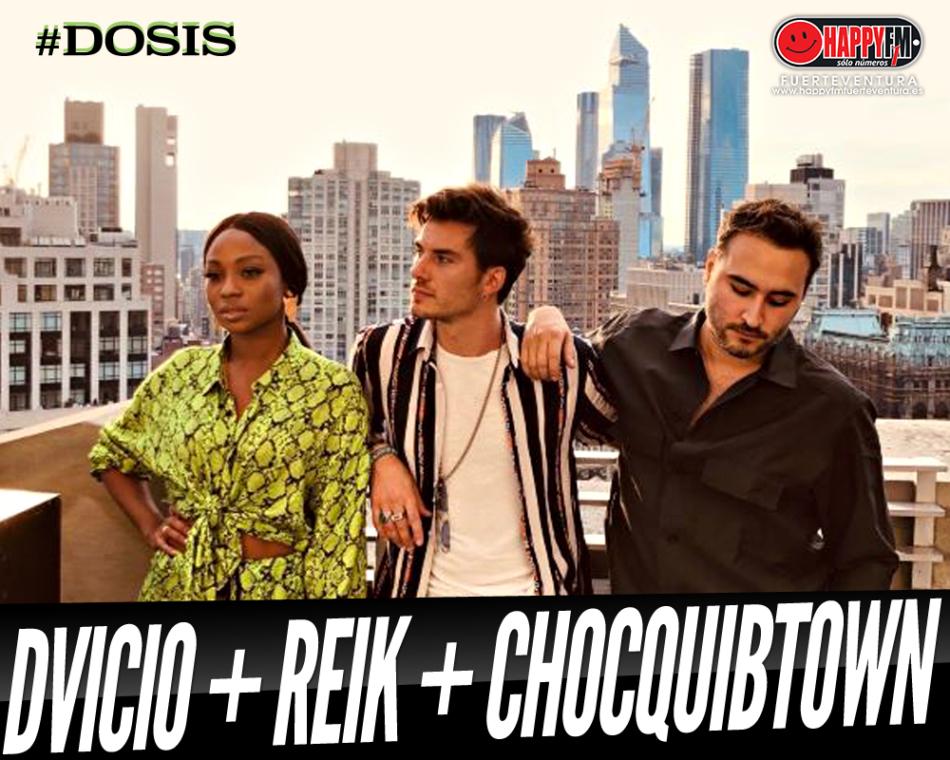 «Dosis» es lo nuevo de Dvicio con Reik y ChocQuibTown