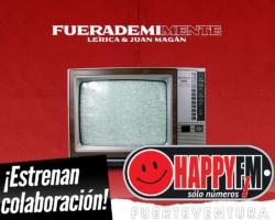 Lérica y Juan Magán estrenan el single «Fuera de mi mente»