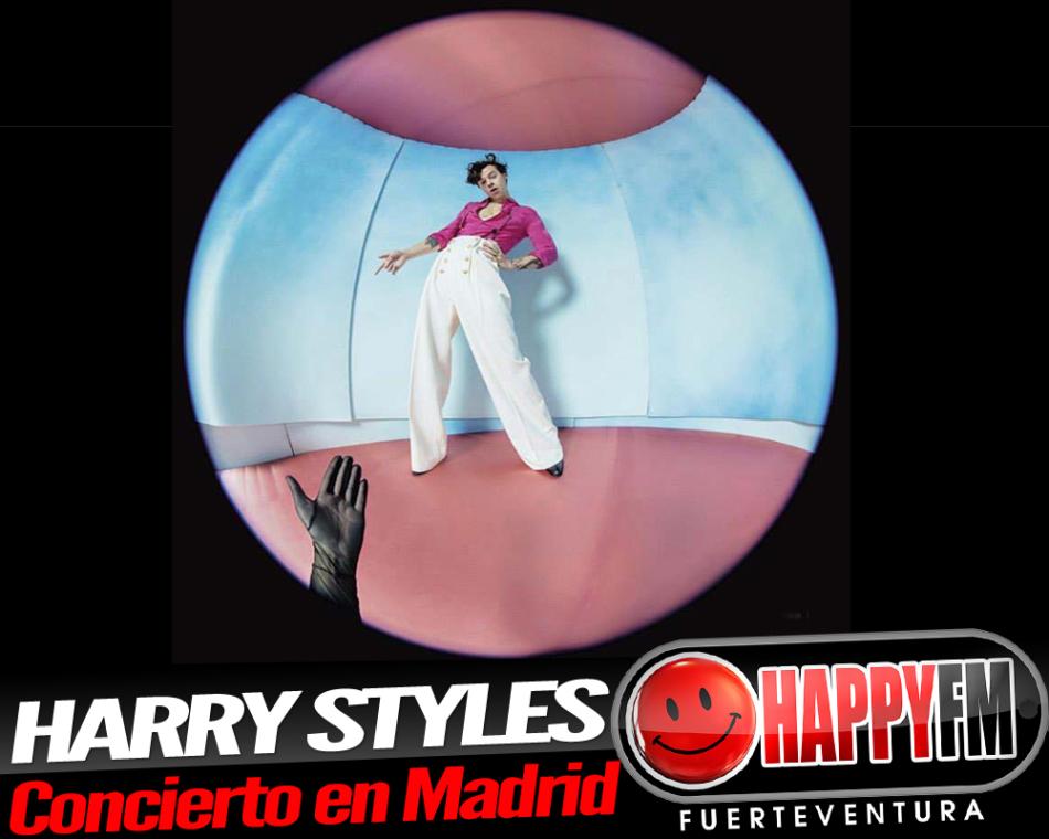 La gira Love On Tour de Harry Styles pasará por Madrid
