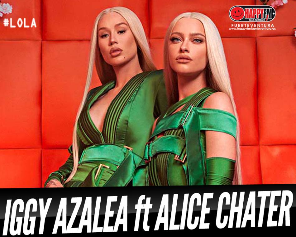 Iggy Azalea publica «Lola» junto a Alice Chater