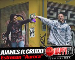 Juanes estrena «Aurora» con la colaboración de Crudo
