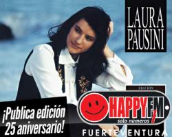 Laura Pausini publica la edición 25 aniversario de su primer disco en español