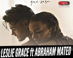 Leslie Grace y Abraham Mateo unen sus voces en el tema «Qué será»