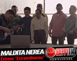 «Extraordinarios» es el nuevo single de Maldita Nerea