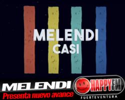 Melendi publica «Casi», un nuevo adelanto de su próximo trabajo discográfico