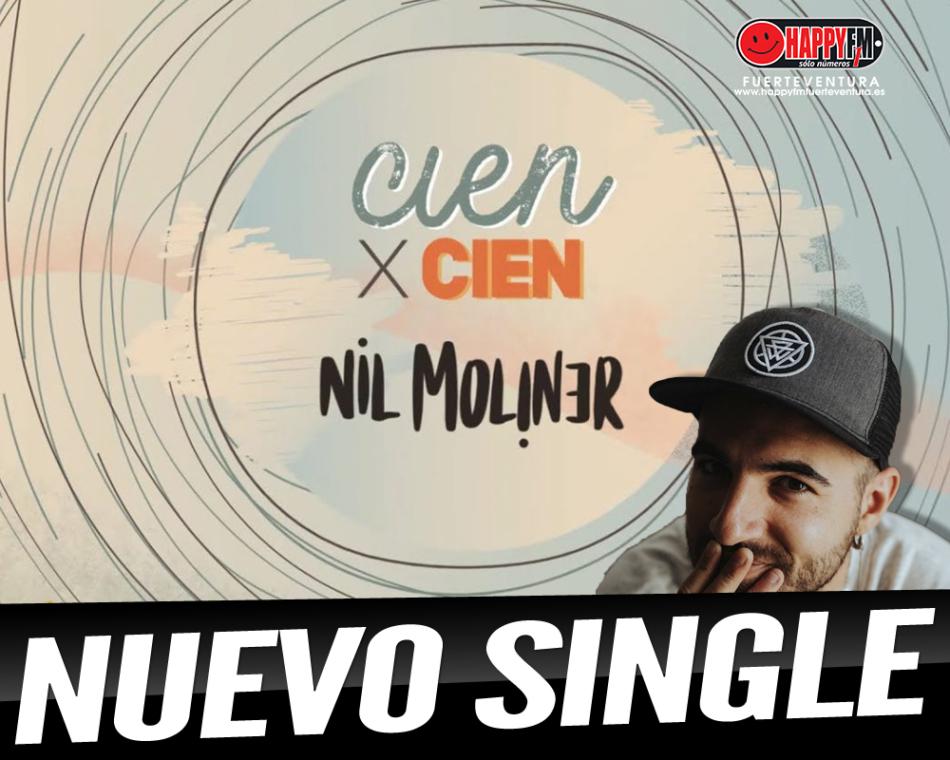 «Cien por cien» es el nuevo single de Nil Moliner