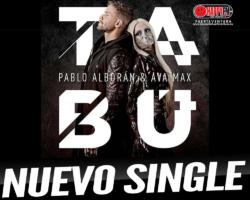 Ya podemos escuchar «Tabú», el nuevo single de Pablo Alborán junto a Ava Max