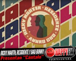 «Cántalo» es lo nuevo de Ricky Martin junto a Residente y Bad Bunny