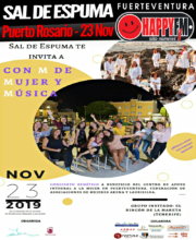 Concierto benéfico organizado por Sal De Espuma