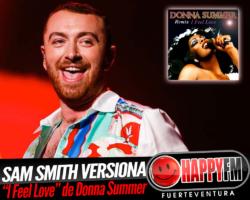 Sam Smith publica una versión del tema «I Feel Love» de Donna Summer