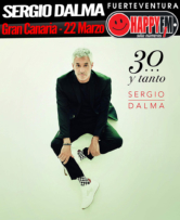 Sergio Dalma de concierto en Gran Canaria