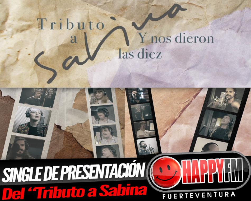 38 artistas se unen en un tributo a Joaquín Sabina titulado «Ni tan joven ni tan viejo»