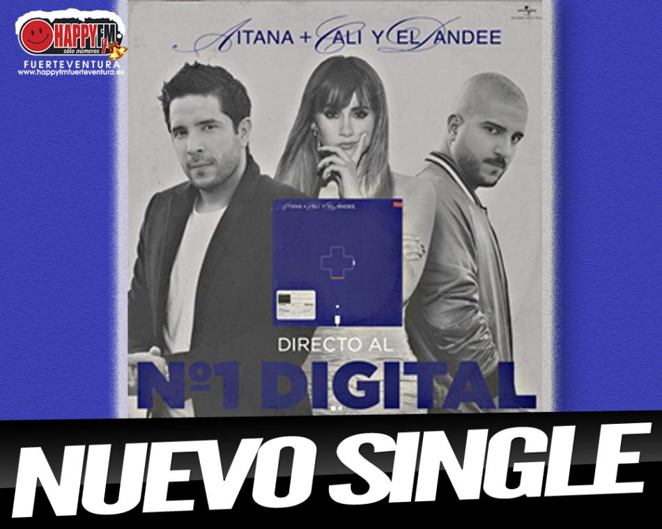 Por fin podemos escuchar «+», el nuevo single de Aitana junto a Cali y El Dandee