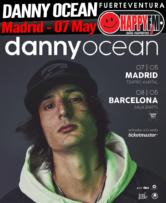 Concierto de Danny Ocean en Madrid